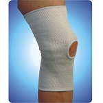 Elastic Open Patella Knee Brace